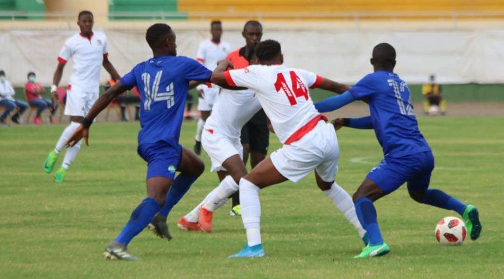 Lamarana Vs Sierra Leone 2