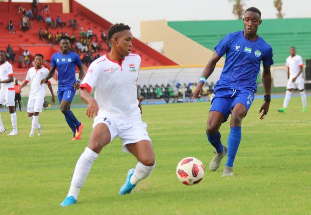 Lamarana Vs Sierra Leone 3